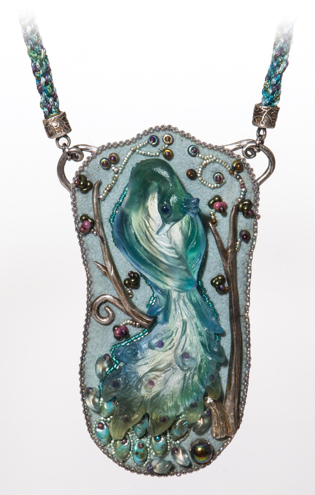 talisman: peacock