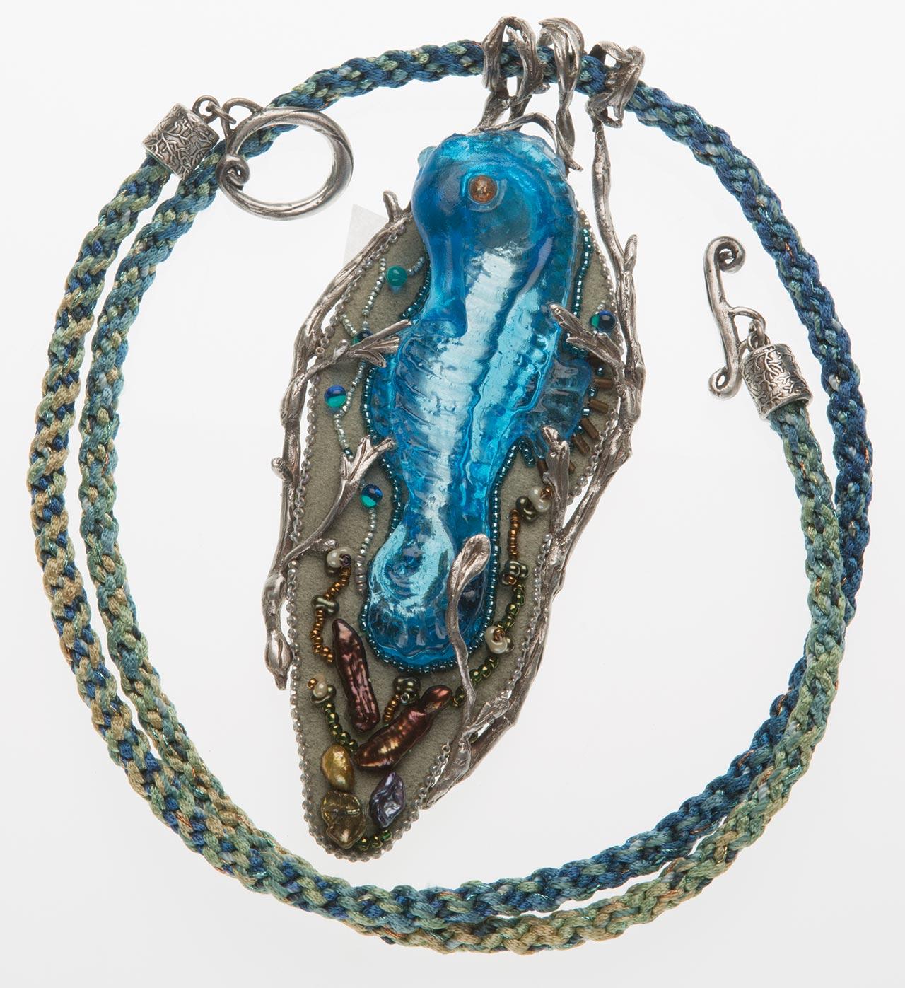 seahorse talisman